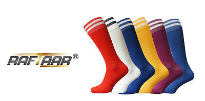 Football Rugby Hockey Socks Various Colours & Sizes Multi Colour