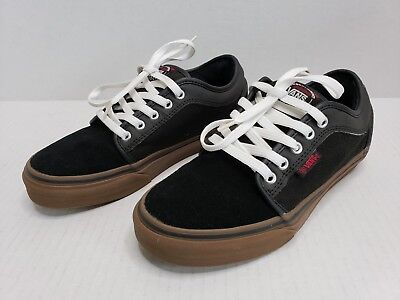 3d0e59dcce3c Rare Vans Chukka Low Independent Truck Company Black Suede Skate Shoes Mens  7