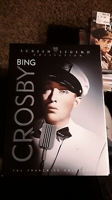 Bing Crosby: Screen Legend Collection (DVD) NEW!