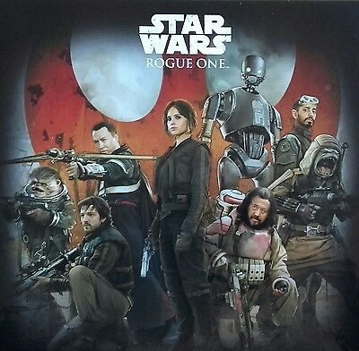 CLASSEUR COMPLET STAR WARS Cosmic Shell Leclerc Rogue One + Cosmic Box
