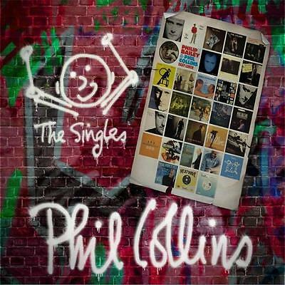 Phil Collins The Singles 3 Cd New