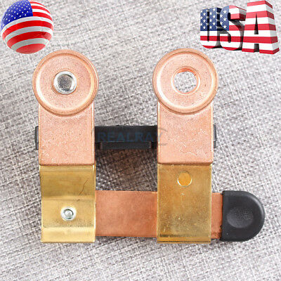 Side Post Battery Disconnect Knife Blade Shut Off Switch Heavy Duty Boat Car Rv