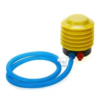 Foot Air Pump Inflator for Balloon Swimming Ring Inflatable Toy Portable I1N9 YG