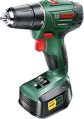 Bosch PSB 1800 LI-2  Cordless Drill with Lithium-ion 18v 2.0Ah LI-Ion Battery
