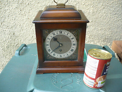 Vintage Tompion Style Mantel/bracket Clock & Key