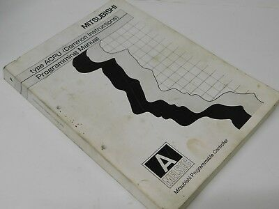 Mitsubishi MELSEC-A  ACPU Programmable controller Common instructions manual