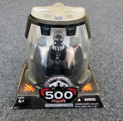 STAR WARS HASBRO/KENNER DARTH VADER 500th ACTION FIGURE RELEASE **UNOPENED**