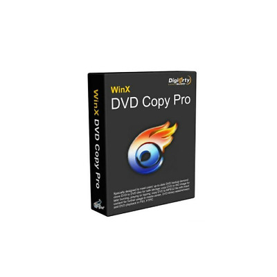 WinX DVD Copy Pro 3.9 Lifetime Activation License FAST DELIVERY