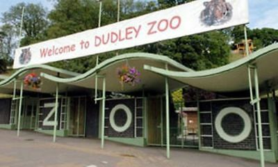 Dudley Zoo,   Admits 2 people for only £16.75  enjoy a great day out