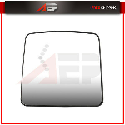 Fit 02-18 International Prostar Small Door Mirror Plate Signal Heated Driver LH