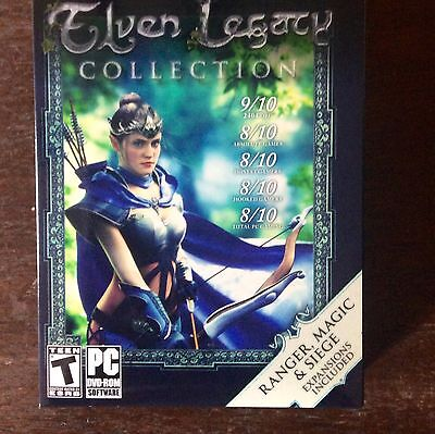 Paradox Interactive-Elven Legacy Collection-Pc-Windows Xp