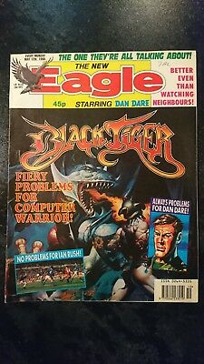 The New Eagle (Fleetway, 1990) 12th May