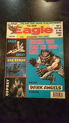 The New Eagle (Fleetway, 1990) 16th June