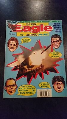 The New Eagle (Fleetway, 1990) 21st July