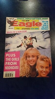 The New Eagle (Fleetway, 1990) 7th July