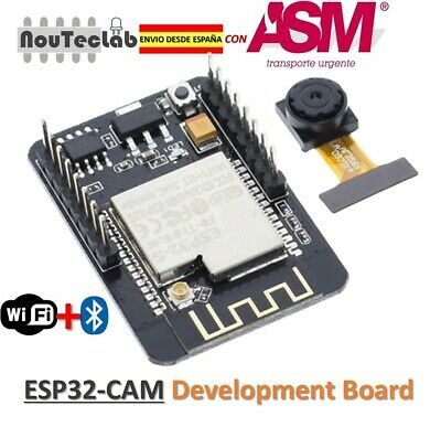 ESP32-CAM WiFi Bluetooth Module Camera Module Development Board ESP32 OV2640