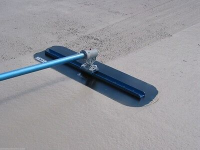 Genuine MBW Big Blue Concrete Float Kit 4ft or 1200mm,  FREE Next day Delivery