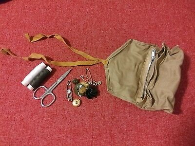c339ade984e Italian Military Surplus Item - 1970 s Army Men Field Sewing Kit - Unissued