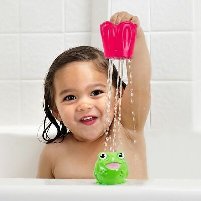 Munchkin Baby Toddler Magic Colour Change Lily Pad Cup Toys