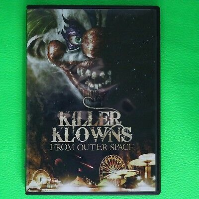 Killers Clown From Other Space - Dvd Region 1 - English