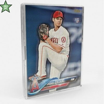 2018 Topps On-Demand #7 3D Unopened Pack SP Motion cards. Ohtani, Acuna, Torres?