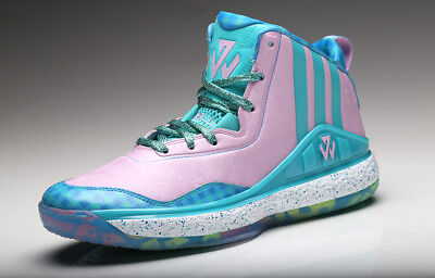 LIMITED EDITION~Adidas JOHN WALL EASTER Quick Crazy Shoe~Mens size 12.5 12 1 ab2e2d3e1a81
