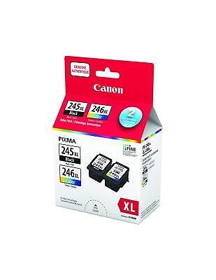 Canon Ink Value Pack Ink PG-245XL / CL-246XL