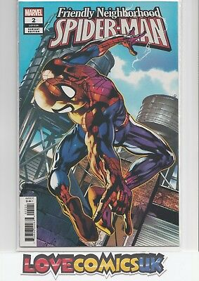 Friendly Neighborhood Spider-Man #2 Hitch 1 For 25 Variant Marvel Comics