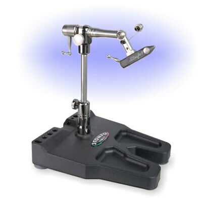 Stonfo 653 Elite Vise  Fly Tying  Morsetto Mosca Made in Italy