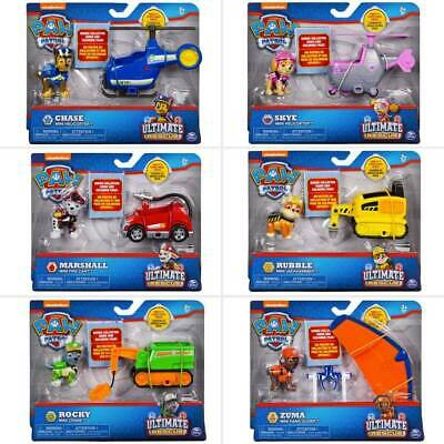 PAW Patrol Mini Ultimate Rescue Vehicle - Set of 6