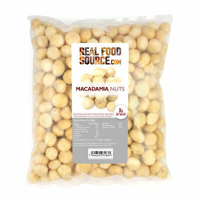 RealFoodSource - Macadamia Nuts 500g