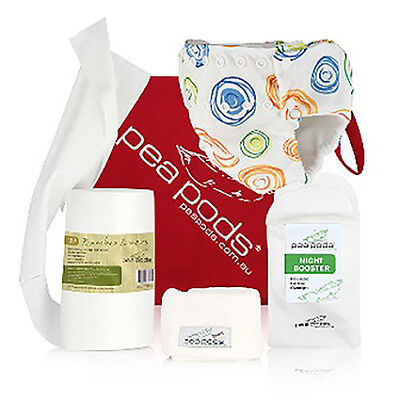 Pea Pods Nappy Trial Pack