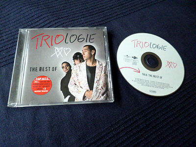 CD Trio Triologie The Best Of Greatest Hits Anna Los Paul + 3 Hits auf Englisch