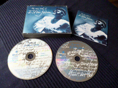 CD Elton John - The Very Best Of Greatest Hits Collection Erfolge 30 Songs