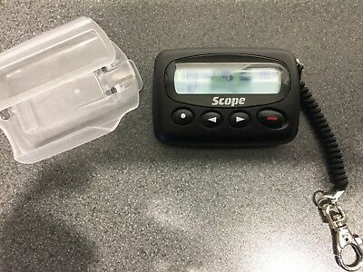 Scope GEO 28V2M On-Site Pager - Used but Great Condition