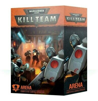 Warhammer 40000: Kill Team Arena - English Games Workshop Warhammer 40,000 New