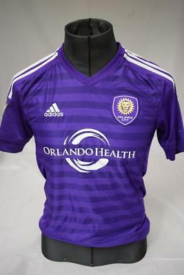 Mens Adidas Orlando City Football Shirt Size Small Lot R43