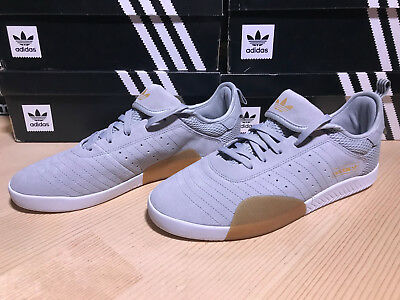 check out 535be d9ff0 Adidas Skateboarding 3ST.003 Shoes - Clear Onix  Grey Five  White UK 10.5