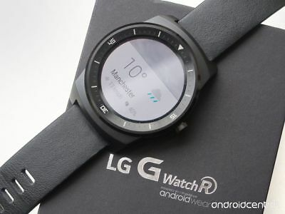 LG G Watch R W110 Android Smartwatch Read Description (watch only)