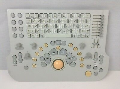 Philips 453563495541 Keyboard Assembly for HD11 Ultrasound Machine
