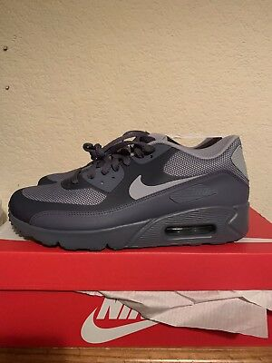 0e0245145d Nike Air Max 90 Ultra 2.0 Essential Sample Mens Trainers UK size 8 875695 -023