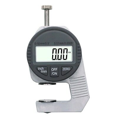 Portable Electronic Dial Indicator Thickness Mini 0.01mm Digital Thickness  F8E6