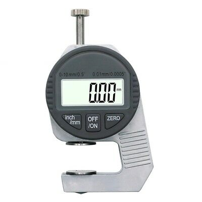 1X(Portable Electronic Dial Indicator Thickness Mini 0.01mm Digital ThickneD1D6)