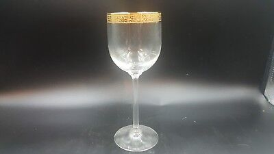 Lenox Crystal AUTUMN Wine Glass Multiples Available Super Nice Condition