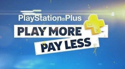 Ps Plus 14 Day -Ps4-Ps3-Ps Vita - Playstation No Code
