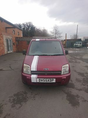 Ford transit connect1,8. 2005y