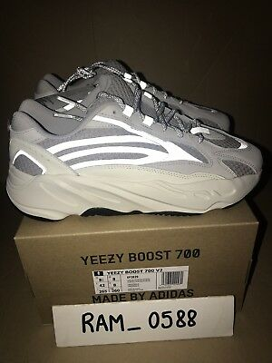 b39fce22faaba ADIDAS YEEZY BOOST 700 V2 STATIC by Kanye West UK 8 US 8.5 EUR 42 ...