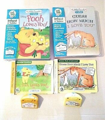 Leapfrog Lernspielzeug Leap Frog baby pooh mag dich