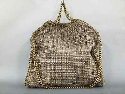 cd522db4a1 Auth stellamccartney Falabella Shaggy Deer Foldover Tote 234387 Tote Bag