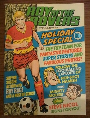 Roy Of The Rovers Holiday Special